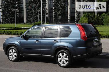 Nissan X-Trail 2.0 AUTOMAT 2012