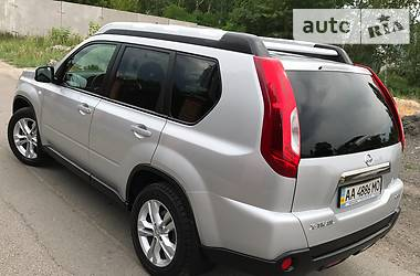 Nissan X-Trail 2.0 DCI 4WD AT  2011