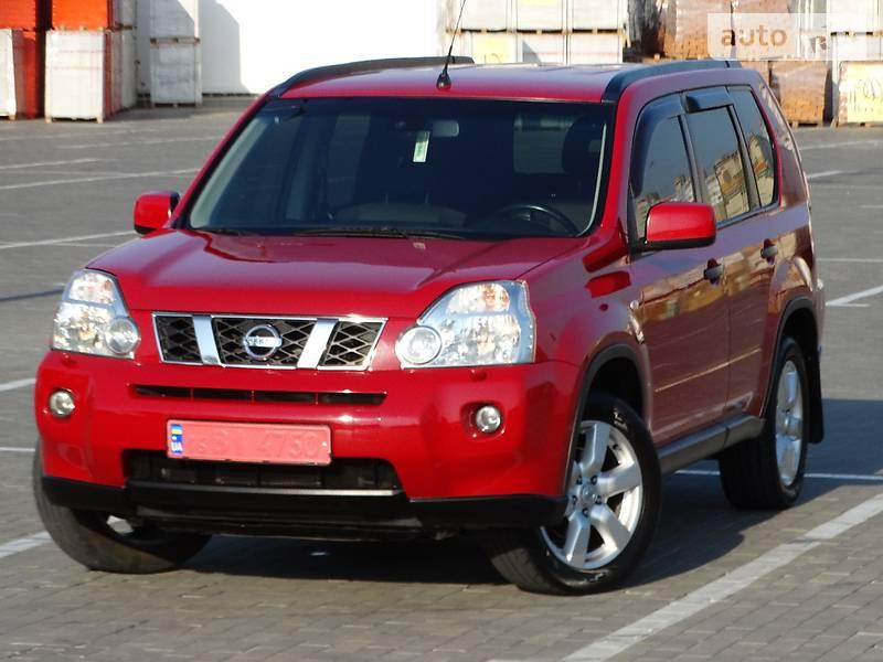 Nissan X-Trail 2008 года