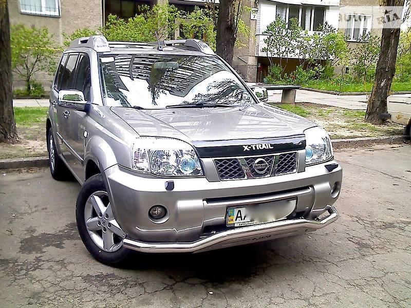 Nissan X-Trail 2005 года