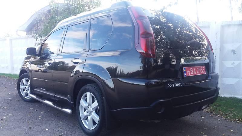 Nissan X-Trail 2008 року