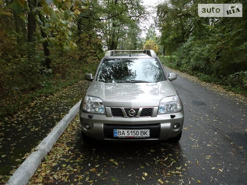 Nissan X-Trail 2007 года