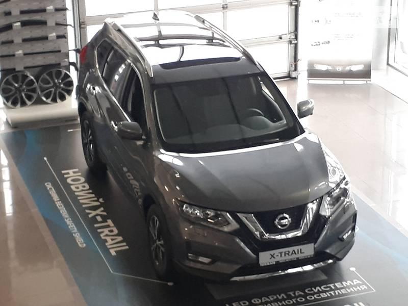 Nissan X-Trail 2017 года