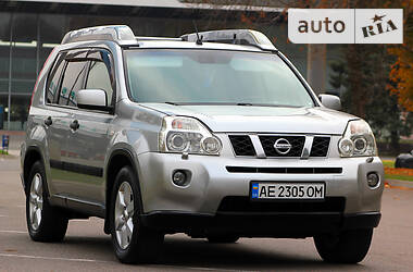 Nissan X-Trail Colambia 4WD 20S 2007