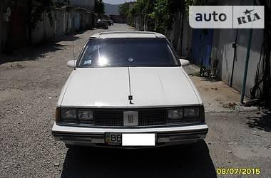 Oldsmobile 98  1986