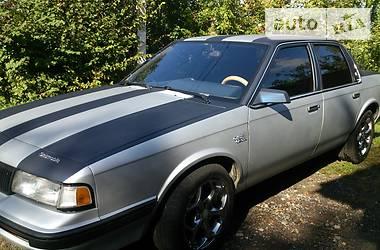 Oldsmobile Cutlass Ciera  1989