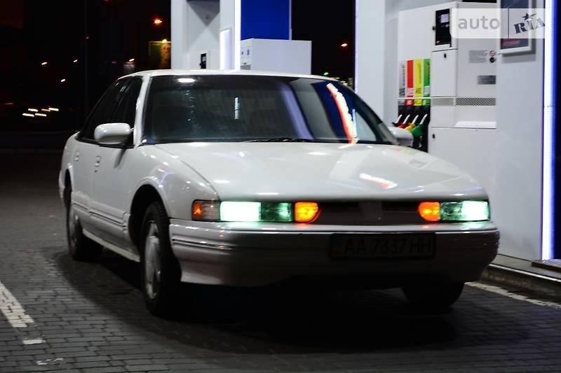 Oldsmobile Cutlass 1993 года