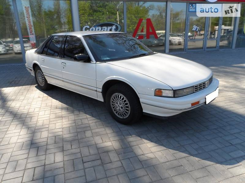 Oldsmobile Cutlass 1993 года