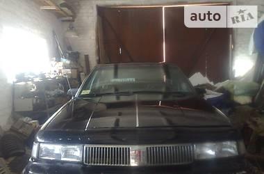 Oldsmobile Cutlass  1988
