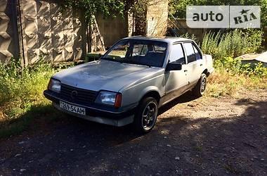Opel Ascona С 1987