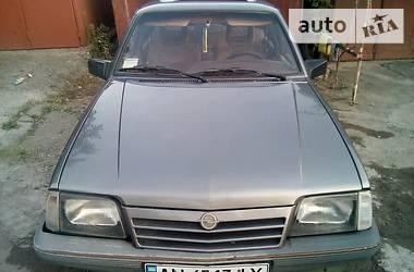 Opel Ascona 2.0 1987