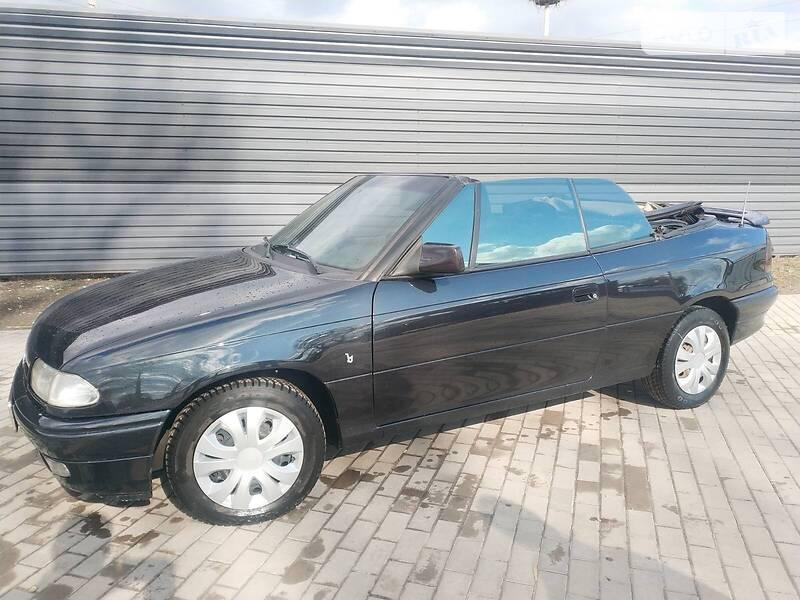 Opel Astra Coupe Bertone