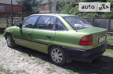 Opel Astra F clasik 2000