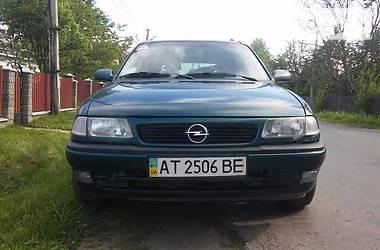 Opel Astra F 1.6 1997