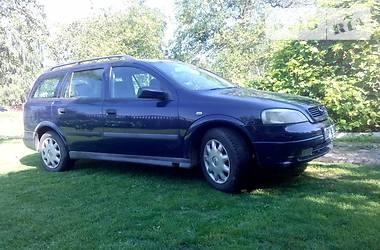 Opel Astra F  1999