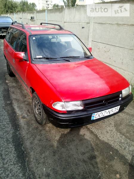 Opel Astra 1994 года