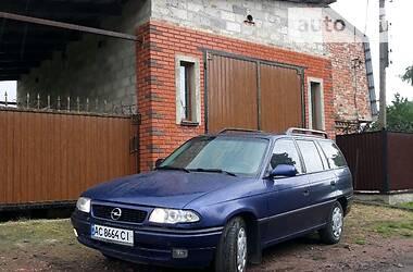 Opel Astra F RESTAYLING 1995