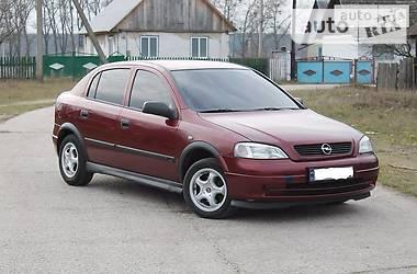 Opel Astra G 1.4 16V 2001
