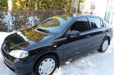 Opel Astra G ideal 2009