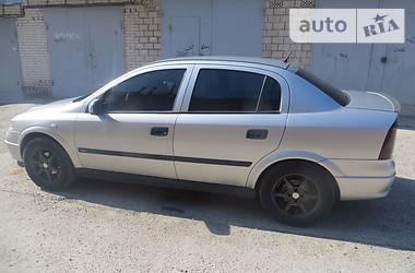 Opel Astra G 1.6 Comfort 2004