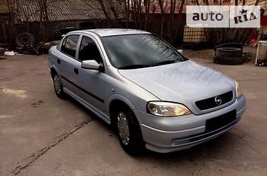 Opel Astra G 1.6 2004