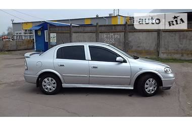 Opel Astra G LUX 2003