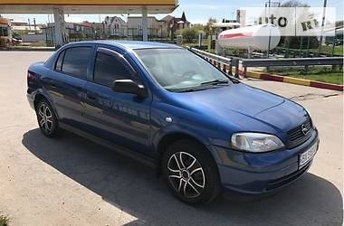 Opel Astra G 1.4 TWINPORT (A/C) 2005