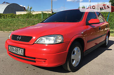 Opel Astra G 1.2  2001