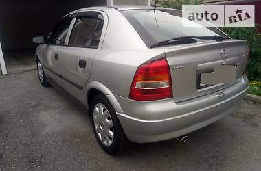 Opel Astra G Ideal 2001
