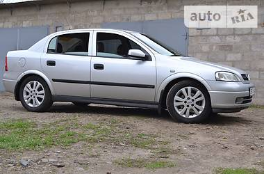 Opel Astra G 2.2 i 16V ECOTEC 2003