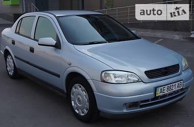 Opel Astra G 1.6 i 16V ECOTEC 2004