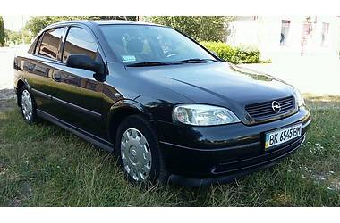 Opel Astra G 1.6 GAS   2007