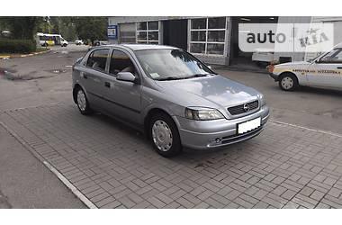 Opel Astra G 1.6 i  2004