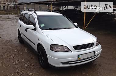 Opel Astra G Sport 1998