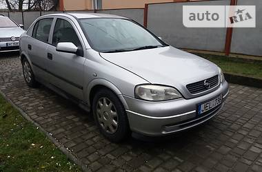 Opel Astra G 2100.AUTOMATIC 2002