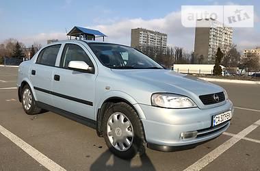 Opel Astra G 1.6 i 16V ECOTEC 2005