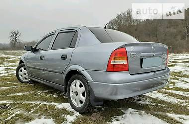 Opel Astra G OFFICIAL  2006