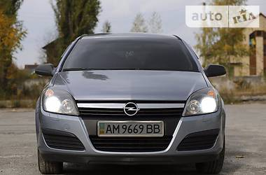 Opel Astra H  2006