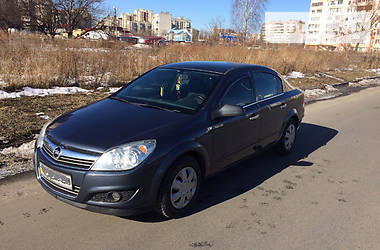 Opel Astra H Z16XER 2008