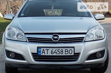 Opel Astra H 16V ECOTEC 2007