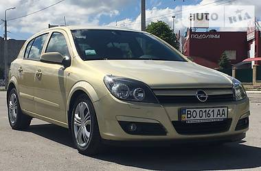 Opel Astra H 1.6  -  A/C  2005