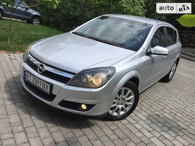 Opel Astra 2006 года
