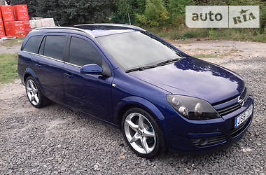 Opel Astra H 1.9 CDTi IDEAL  2007