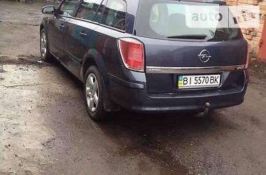 Opel Astra H  2008