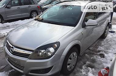 Opel Astra H 1.7 CDTI (110 HP) 2010