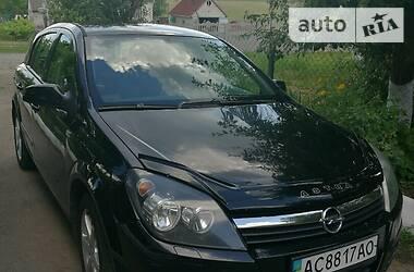 Opel Astra H 2007 2006