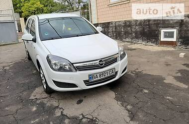 Opel Astra H RESTYLE 2009