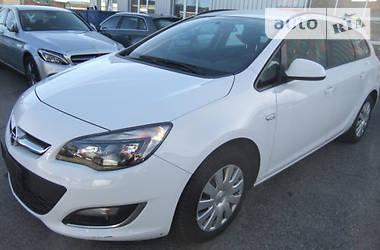 Opel Astra J   2013