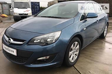 Opel Astra J 1.7 NAVI CLIMA COSMO 2014