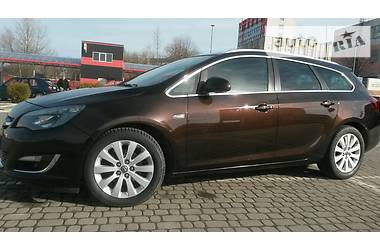 Opel Astra J cosmo 2013
